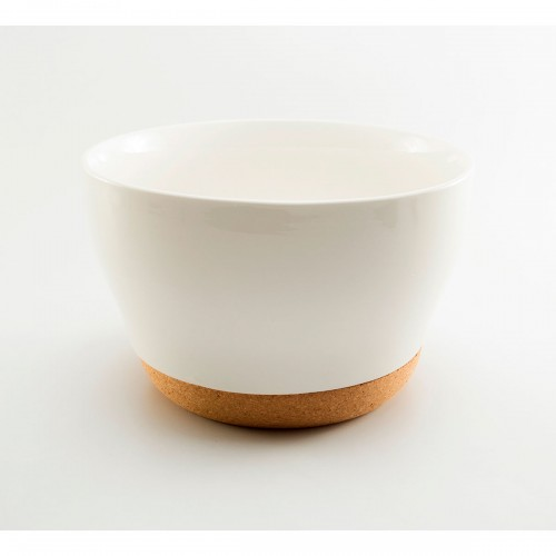 Bowl de porcelana con base