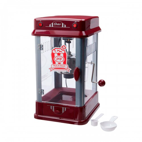 Máquina de Palomitas Roja