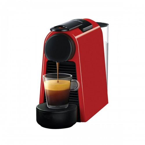Cafetera Essenza Mini Ruby Red Nespresso