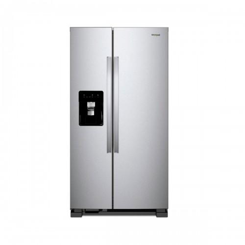 Refrigerador duplex plata