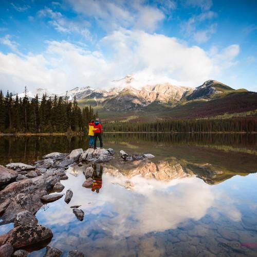 Sesión de Fotos Luna de Miel Canada
