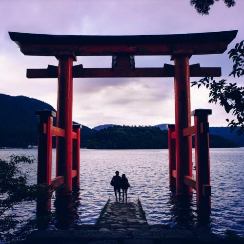 Sesión de Fotos Luna de Miel Japón