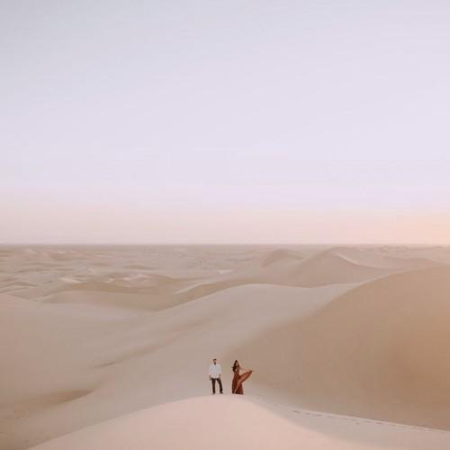 Sesión de Fotos Luna de Miel Marruecos