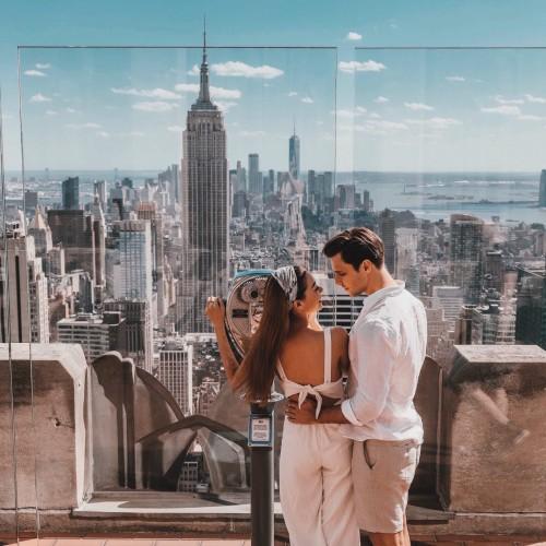 Sesión de Fotos Luna de Miel Nueva York
