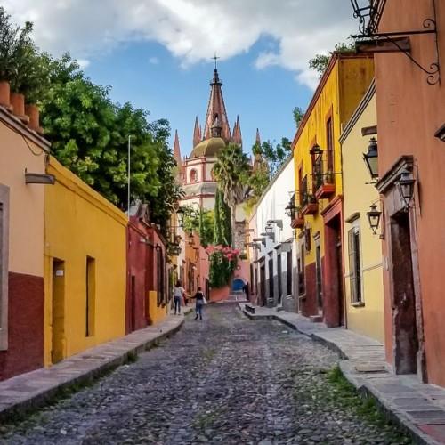 Sesión de Fotos Luna de Miel San Miguel de Allende