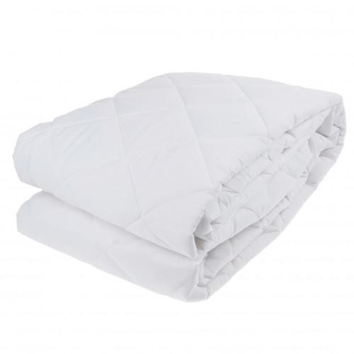 Protector de colchón de microfibra con impermeabilizante KING SIZE
