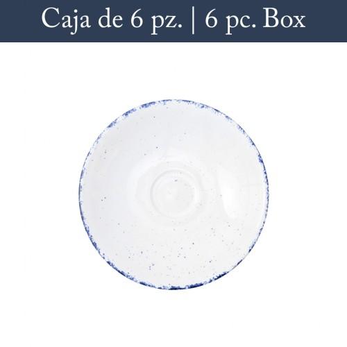 Polar Brisa Plato para Taza Capuchino - set de 6