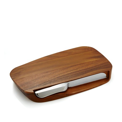 Tabla Blend Bread Board w/Knife