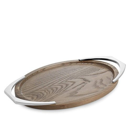 Tabla Cabo Oval Handled Tray