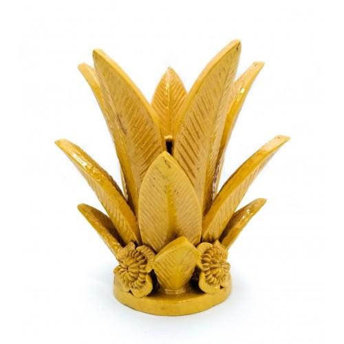 Candelero Piña Amarillo