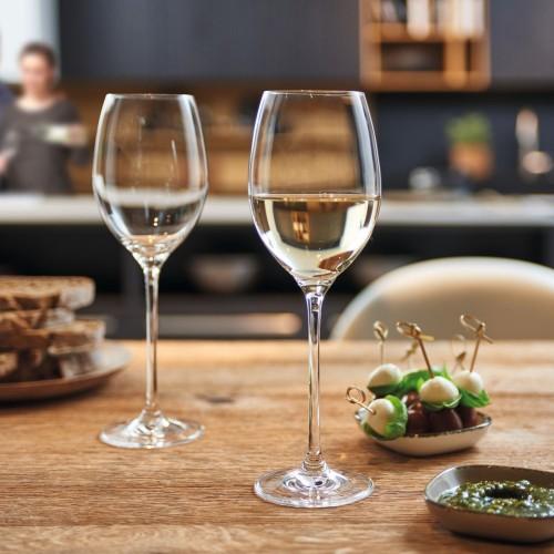 Set de 6 Copas para Vino Blanco 400 ml Cheers