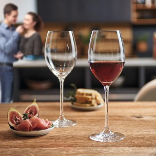 Set de 6 Copas para Vino Tinto 520 ml Cheers