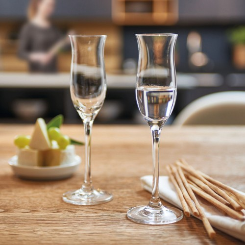 Set de 6 Copas para Grappa 90 ml Cheers Bar