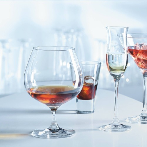 Set de 6 Copas para Cognac 700 ml Cheers Bar