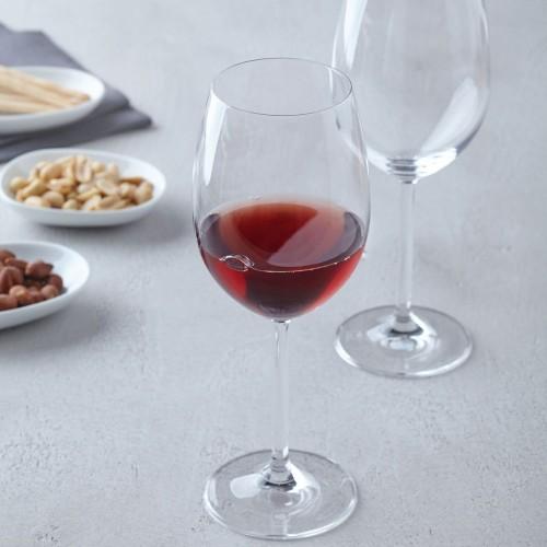Set de 6 Copas para Vino Tinto 460 ml Daily