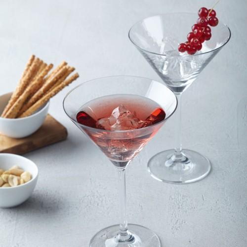 Set de 6 Copas para Cocktail 270 ml Daily