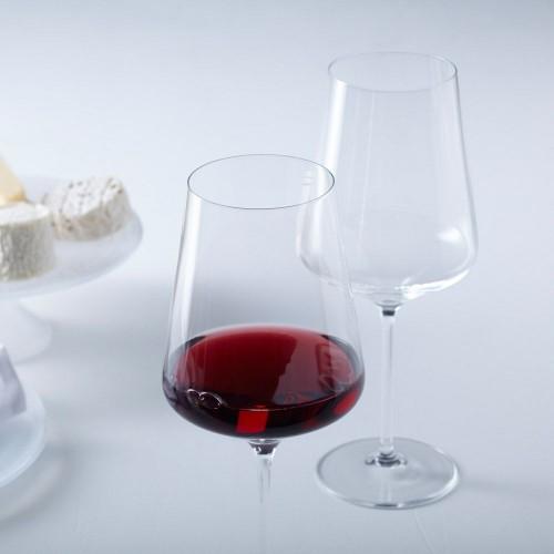Set de 6 Copas para Vino Tinto 750 ml Puccini