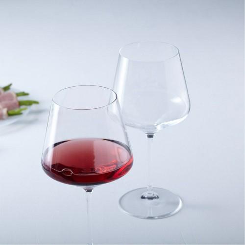 Set de 6 Copas Burgundy 730 ml Puccini