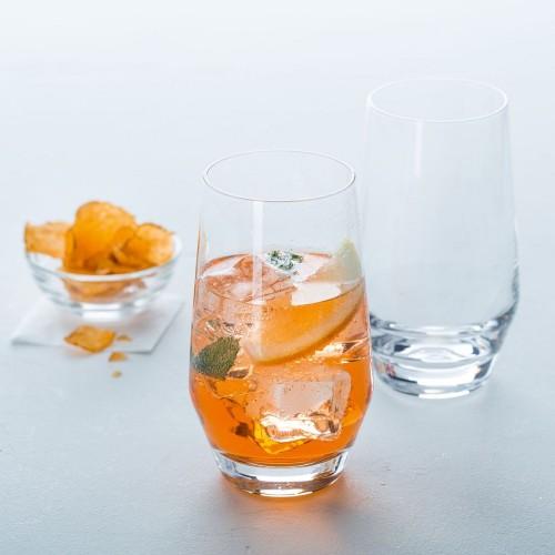 Set de 6 Vasos 365 ml Puccini
