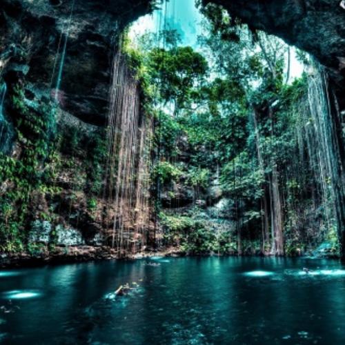 Clases de buceo en cenotes Riviera Maya