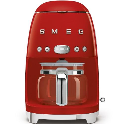 Máquina de café goteo Roja