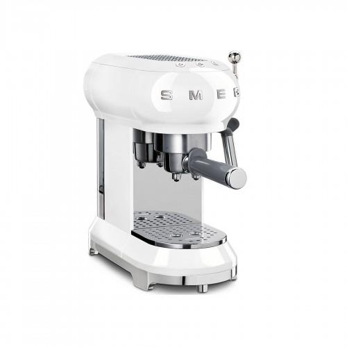 Máquina de café espresso Blanca