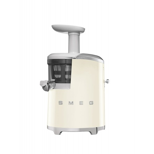 Slow juicer extractor de jugo Crema años 50s