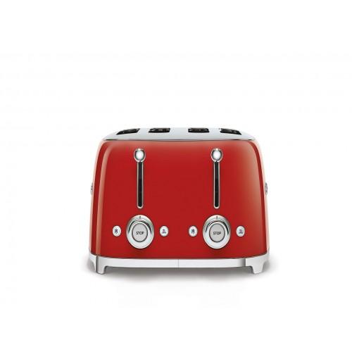 Tostador Rojo 4 rebanadas Nuevo Modelo
