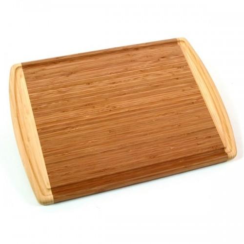 Tabla Para Cortar de Bamboo