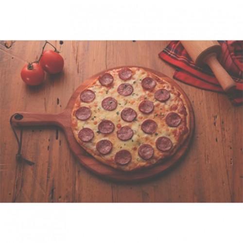 Tabla para Pizza con Mango