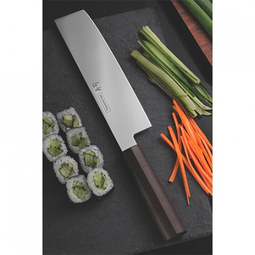 Cuchillo Nakiri 7 Sushi Silver
