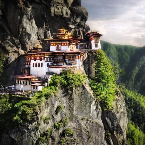 Los reinos de Nepal & Bután