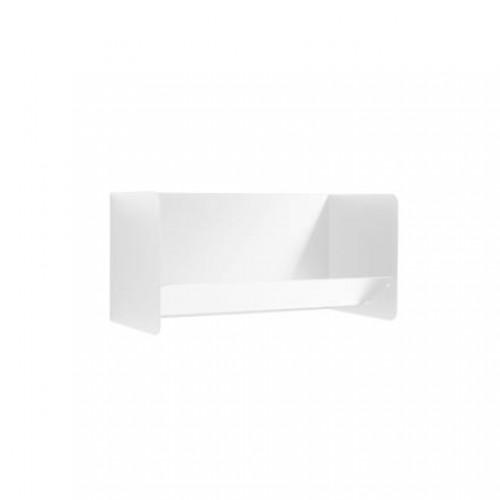 Repisa Elemental - Metal Blanco