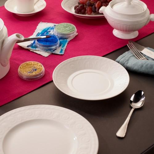 Cellini Plato para Taza Desayuno 18 cm