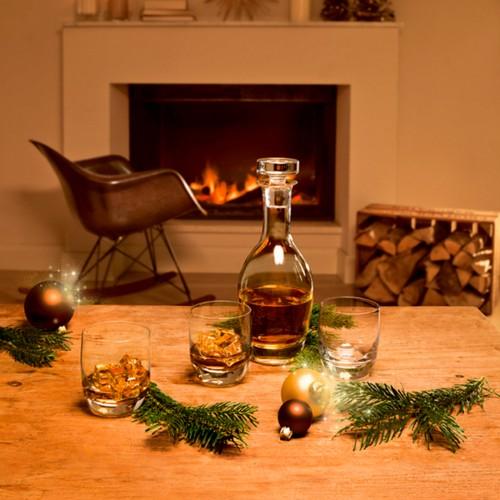Scotch W Botella para Whisky N2 0.75 L