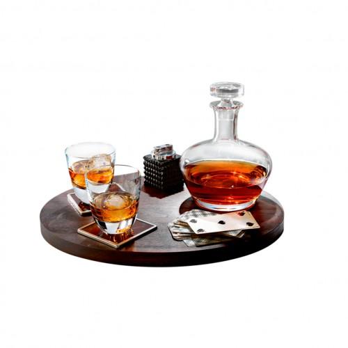 Scotch W Botella para Whissky N3 1.00 L