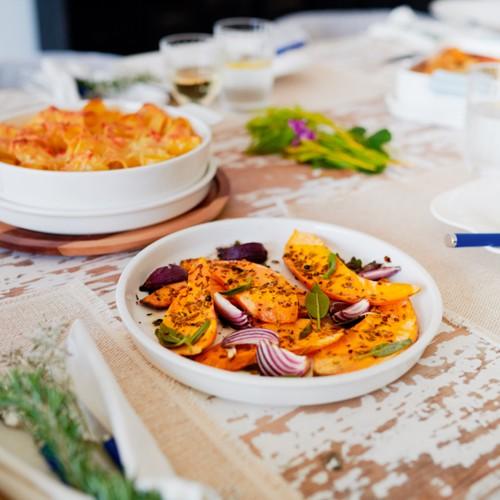 Cooking E Fuente Horno con Tapa Redondo 26 cm