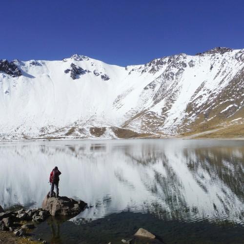 Alpinismo en Nevado de Toluca
