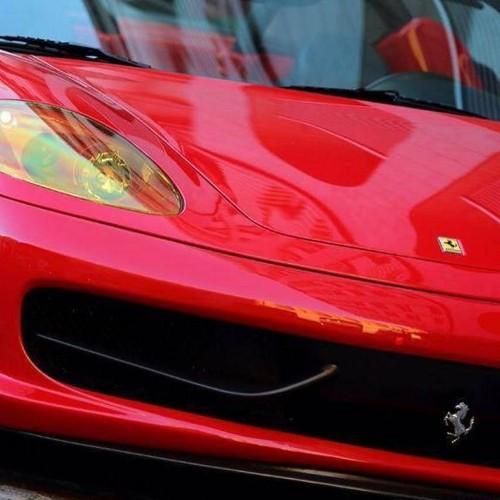 Maneja un Ferrari Spider 360