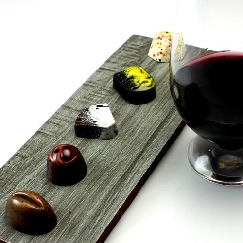 Cata de Chocolate y Vino en el Col. Roma