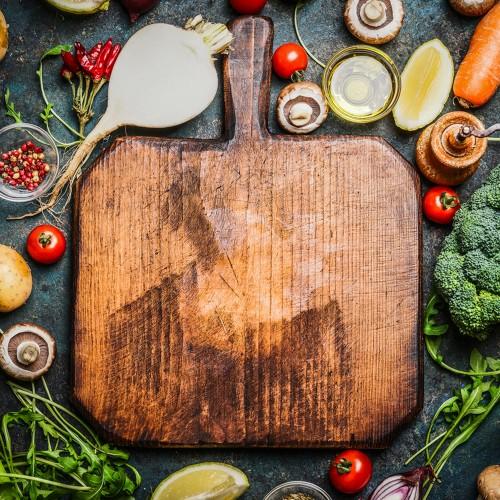 Cosecha y Cocina tus Alimentos del Huerto a la Mesa