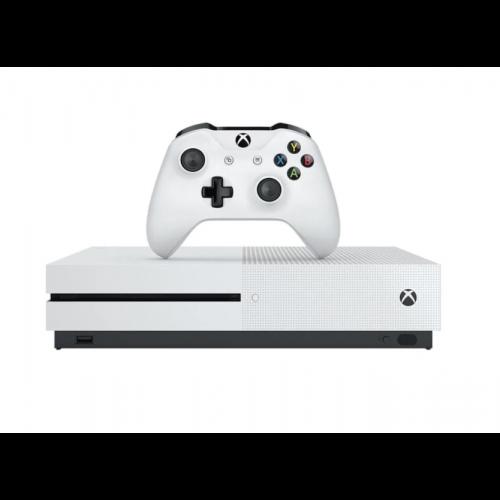 Consola Xbox One S Blanco